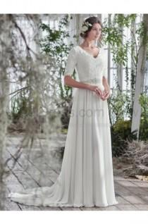 wedding photo - Maggie Sottero Wedding Dresses Lyliette 6MS829