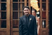 wedding photo - Elegant Black And White Carondelet House Wedding - Weddingomania
