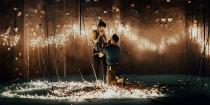 wedding photo - This Romantic Rock Climbing Proposal Will Rock Your World
