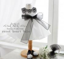 wedding photo - Lace Flower Girl Dress,bridesmaid Dress,cheap flower girl dress,rustic flower girl dress ,white flower girl dress,new flower girl dresses
