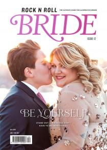 wedding photo - Rock n Roll Bride Magazine Issue 12 Available for Pre-Order Today!