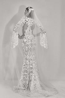 wedding photo - La Deuxième Collection Elie Saab Bridal Enfin Dévoilée