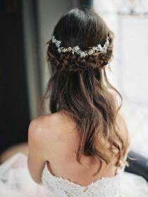 wedding photo - Peinados Para Novia