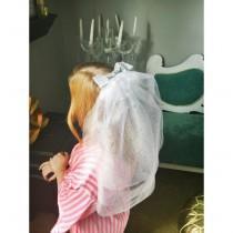 wedding photo - Bachelorette Party Veil/Wedding Rehearsal veil
