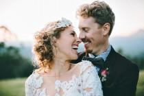 wedding photo - PJ and Layne's DIY Country Rustic Whimsical Barn Wedding