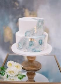 wedding photo - Modern Romance Inspiration