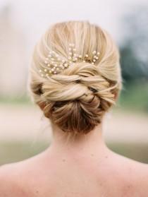 wedding photo - Whimsical Spring Wedding Inspiration