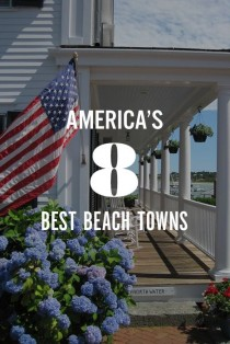 wedding photo - America's Best Beach Towns