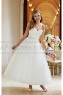d7236f2e745 Stella York Short Wedding Dress Style 6177