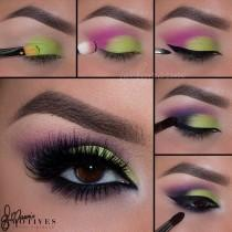 wedding photo - Gorgeous Eye Shadow