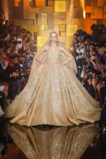wedding photo - Elie Saab Fall 2015 Couture - Collection - Gallery - Style.com