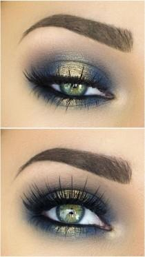 wedding photo - Smoky Eye Shadow