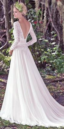 wedding photo - 18 Must See Maggie Sottero Lisette Bridal Collection