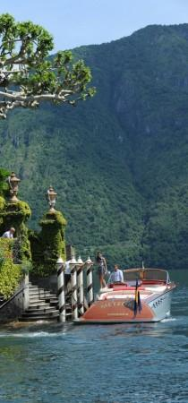wedding photo - Villa Balbianello, Lake Como ~ Italy