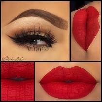 wedding photo - Valentine's Day Makeup Ideas: 22 Looks To Fall In Love With