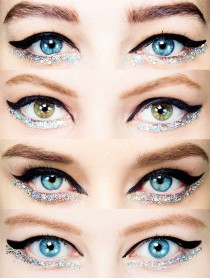 wedding photo - Euphoric Eyes: Chanel Haute Couture Makeup Steals The Show
