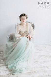wedding photo - Wedding dress Filippa, fairy wedding dress, vintage style wedding dresses, wedding gowns, bride dresses, beach wedding
