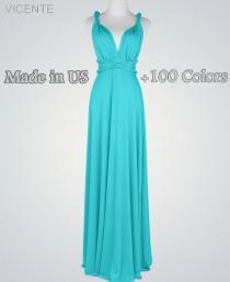 wedding photo - Maxi dress Bridesmaid dress,turquoise bridesmaid dresses, feminine party long dress  turquoise long dress, party long dress