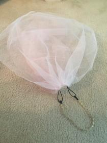 wedding photo - Bachelorette veil