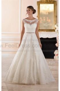 wedding photo - Stella York Traditional Ball Gown Wedding Dress Style 6303