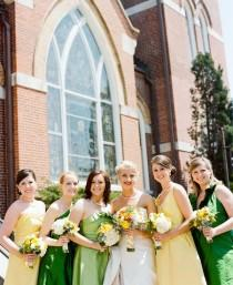 wedding photo - Chevron Birmingham Wedding By Stephen DeVries Photography