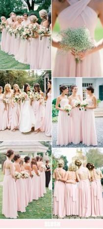 wedding photo - Top 10 Bridesmaid Dresses Color Trends 2016