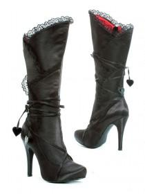 wedding photo - Gothic Valentine Boots