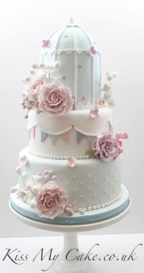 wedding photo - Gorgeous Cake