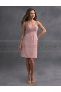 wedding photo - Alfred Angelo Bridesmaid Dress Style 7399S New!