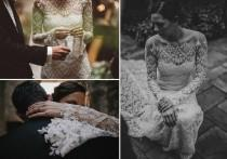 wedding photo - Bridal Trends For 2017 From Team Rock My Wedding For The Stylish Bride
