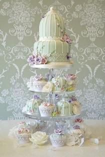 wedding photo - Beautiful Bespoke Cakes