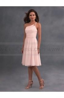 wedding photo - Alfred Angelo Bridesmaid Dress Style 7396S New!