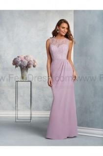 wedding photo - Alfred Angelo Bridesmaid Dress Style 7407 New!
