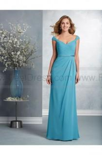 wedding photo - Alfred Angelo Bridesmaid Dress Style 7406 New!