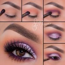 wedding photo - Brown Eye Makeup tips