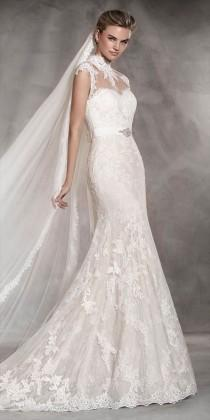 wedding photo - Pronovias 2017 Wedding Dresses