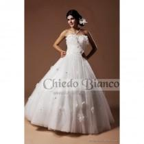 wedding photo - Chiedo Bianco D2177 Chiedo Bianco Wedding Dresses Chiedo Bianco 2017 - Rosy Bridesmaid Dresses