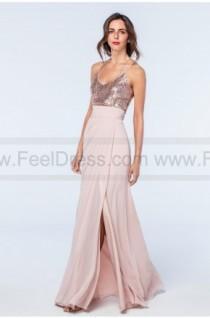 wedding photo - Watters Natasha Bridesmaid Dress Style 2508