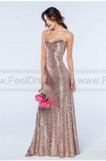 wedding photo - Watters Lucette Bridesmaid Dress Style 2305