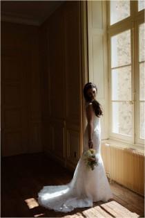 wedding photo - Romantic Wedding at Chateau St Julien - French Wedding Style
