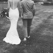 wedding photo - Amsale Bridal