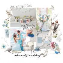 wedding photo - Serenity wedding