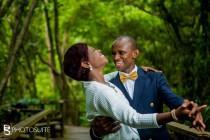 wedding photo - DOLAPO AND KUNLE'S LOVE STORY