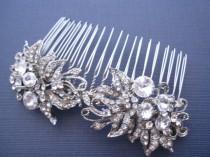 wedding photo - Wedding hair accessory Hair comb Bridal hair comb vintage Wedding hair comb Bridal hair accessory Wedding headpiece Bridal hair piece comb