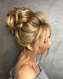 wedding photo - Wedding Hair Bun