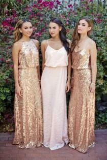 wedding photo - Designer Bridesmaid Dress