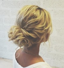 wedding photo - 60 Updos For Thin Hair That Score Maximum Style Point