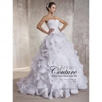 wedding photo - Robes de mariée Annie Couture 2017 - Etourdie - Superbe magasin de mariage pas cher