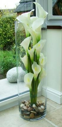 wedding photo - LILIES IN A VASE