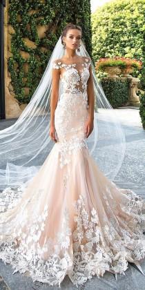 wedding photo - 30 Totally Unique Fashion Forward Wedding Dresses